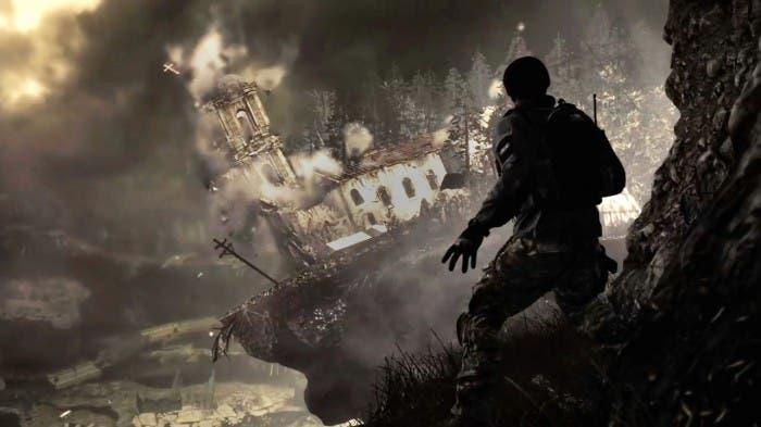 Captura de CoD Ghosts