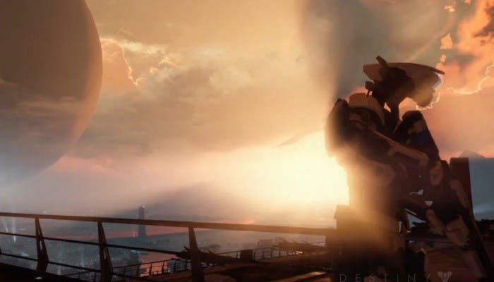 Iluminación en Destiny para PS4