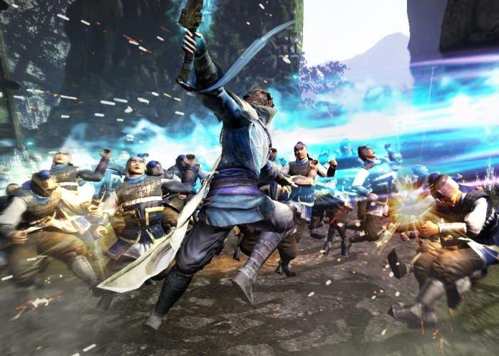 Dynasty Warriors 8 gameplay