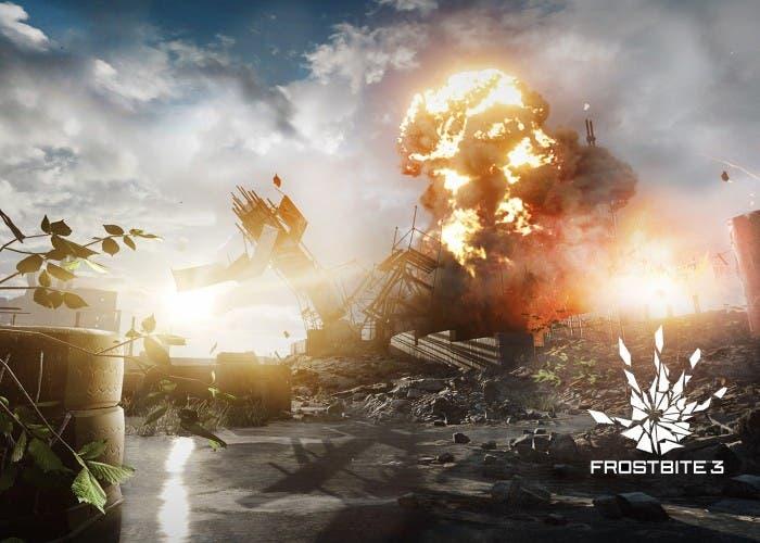 Destrucción en Battlefield 4