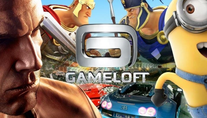 Juegos de Gameloft durante el E3