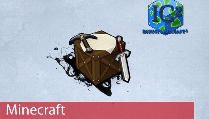 IndustrialCraft2 en Minecraft