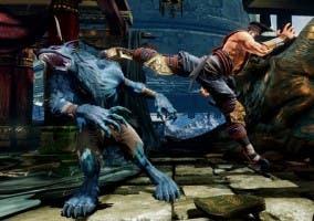 Killer Instinct jago vs sabrewulf