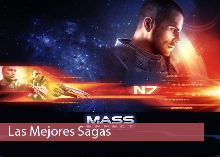Mejores Sagas Mass Effect I