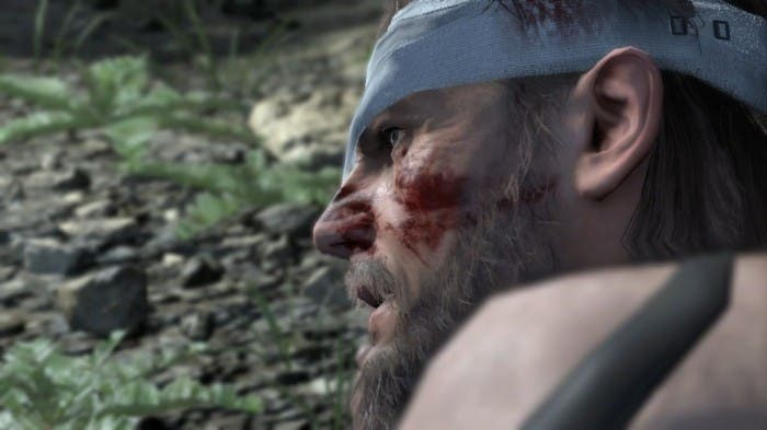 Metal Gear Solid V screenshot