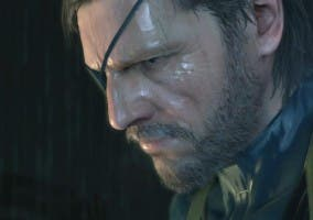 Metal Gear Solid kiefer sutherland
