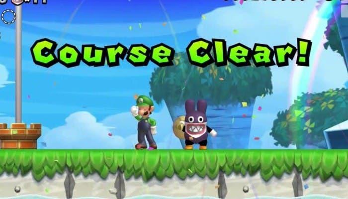 New Super Luigi U de Nintendo