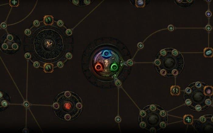Path of Exile - habilidades