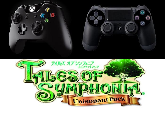 Record reservas y Tales of Symphonia Chronicles