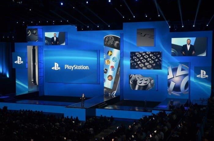 Escenario de Sony