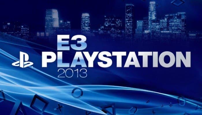 Sony en el E3 2013