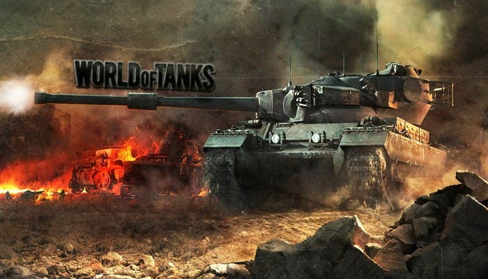 XBOX 360 World Of Tanks