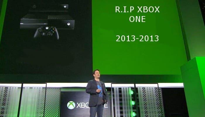 XboxOne Dead