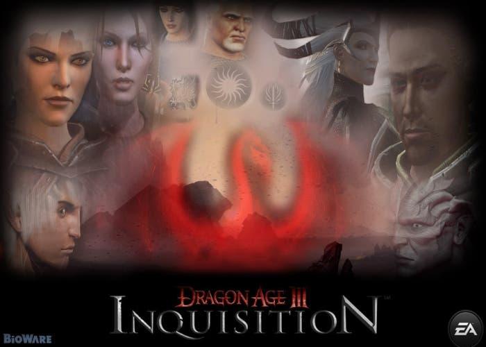 wallpaper de dragon age 3 inquisition