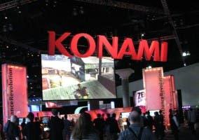 Stand de Konami