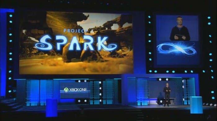 Project Spark Presentación