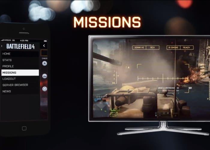 Battlelog missions
