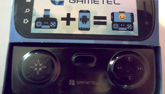 Gametel Controller Bluetooth