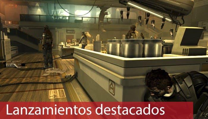 Deus Ex juego de la semana