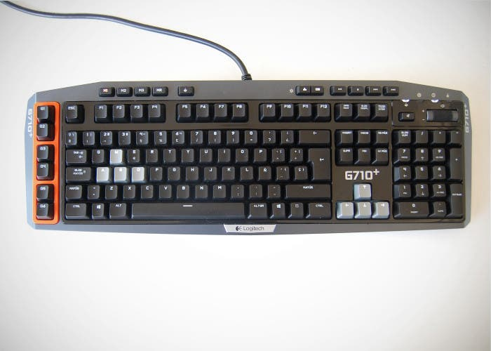 Imagen del G710+