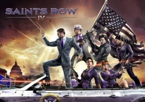 Saints Row IV Portada