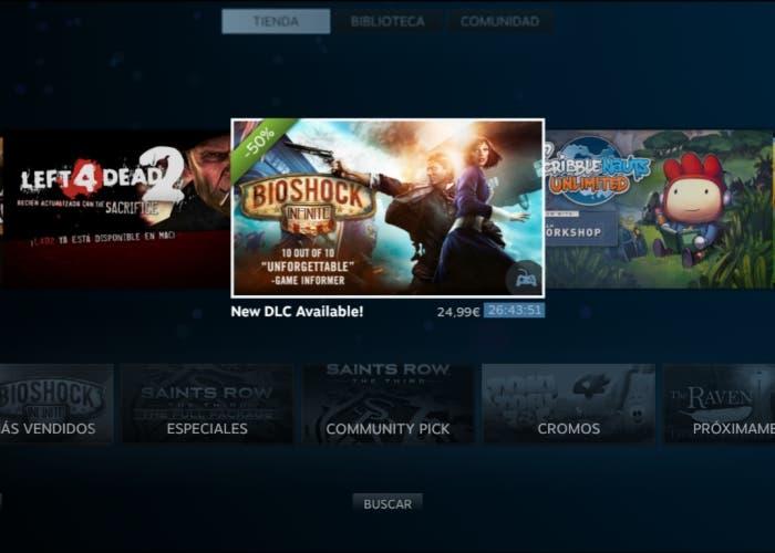 Steam ofertas verano 2013
