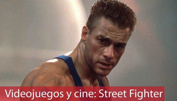 Street Fighter Van Damme