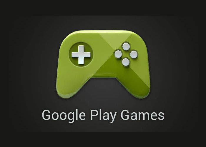 logo de google play games