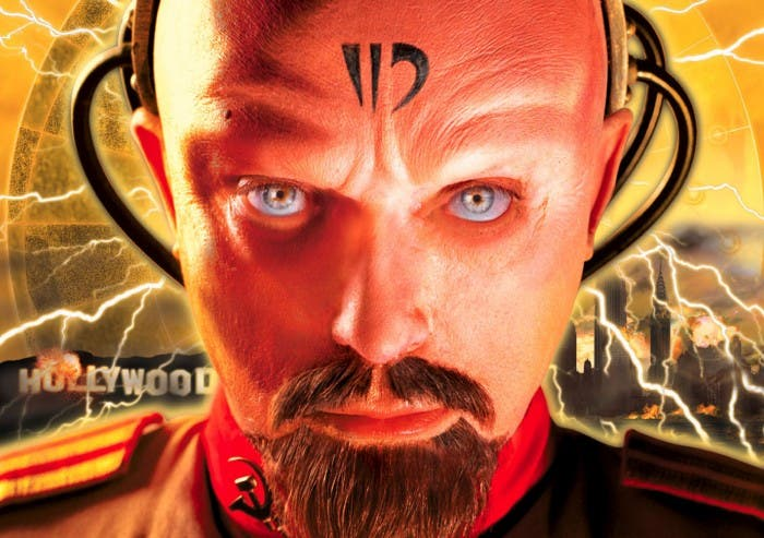 Command and conquer red alert yuri