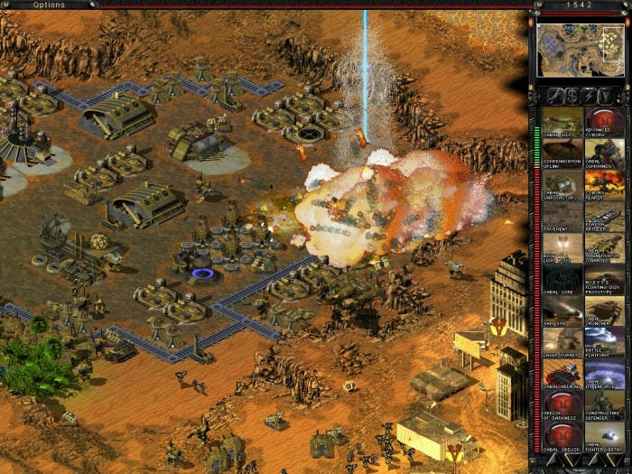 Command and Conquer Tiberium sun