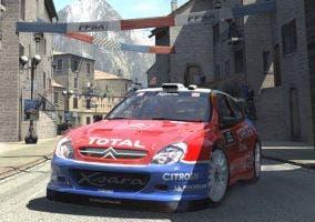 Citroen WRC4