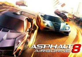 Portada de Asphalt 8 Airborne