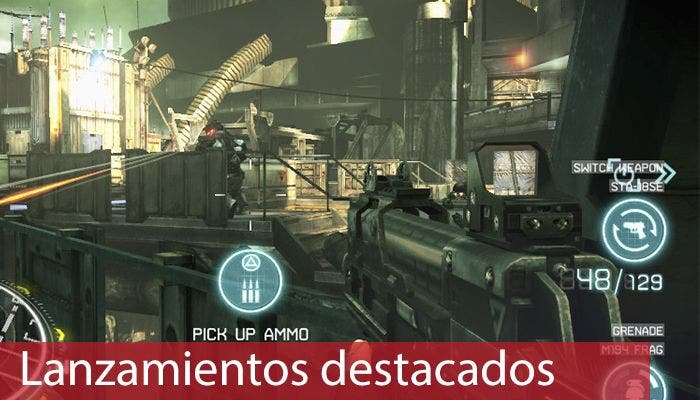 Killzone Mercenary destacado