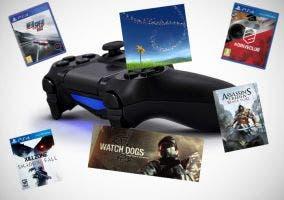 Algunos juegos de PS4 en su lanzamiento