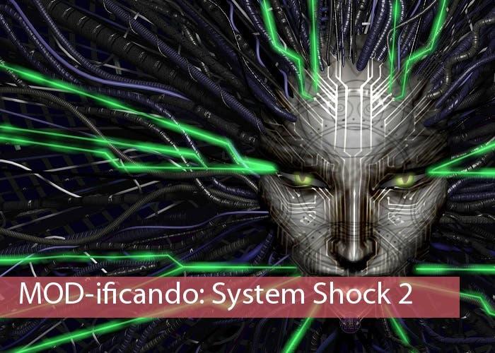 System Shock 2 mod portada