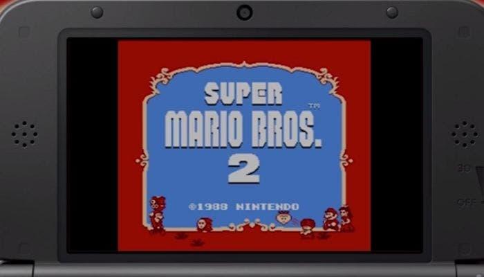 Nintendo Direct Mario
