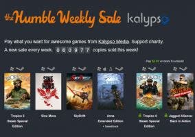 Humble Bundle kalypso Tropico 4