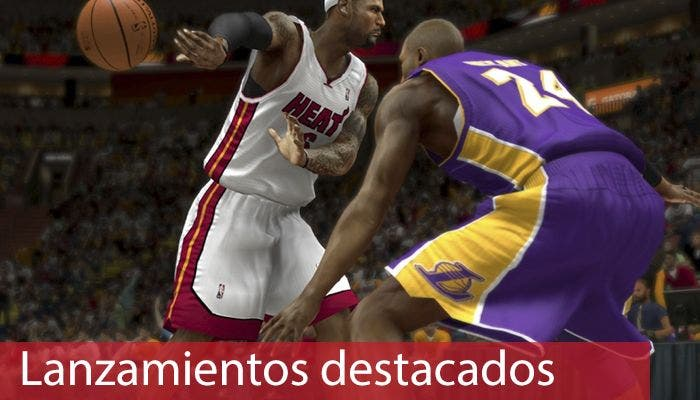NBA 2k14 destacado