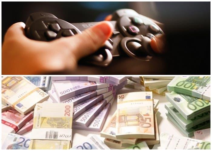 Dinero y Videojuegos