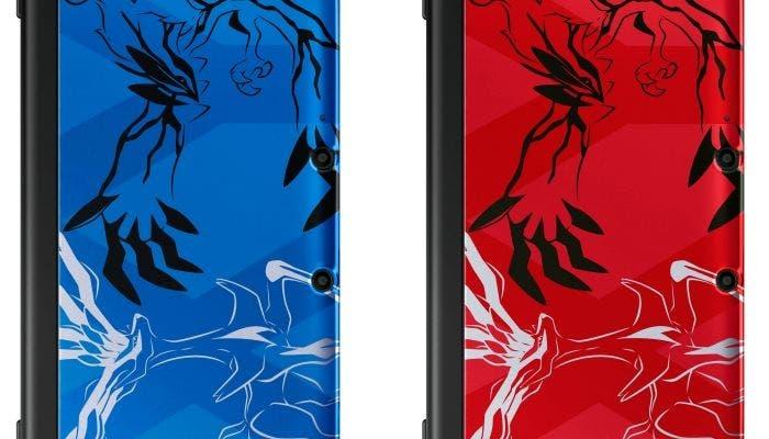Nintendo 3DS XL Edición Pokémon X Y