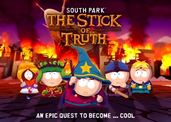 South Park: The Stick of Truth logo