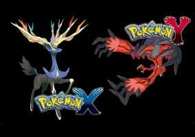Pokemon Legendarios de Pokemon X y Pokemon Y