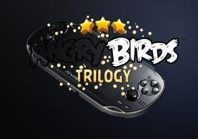Angry Birds Trilogy en VIta