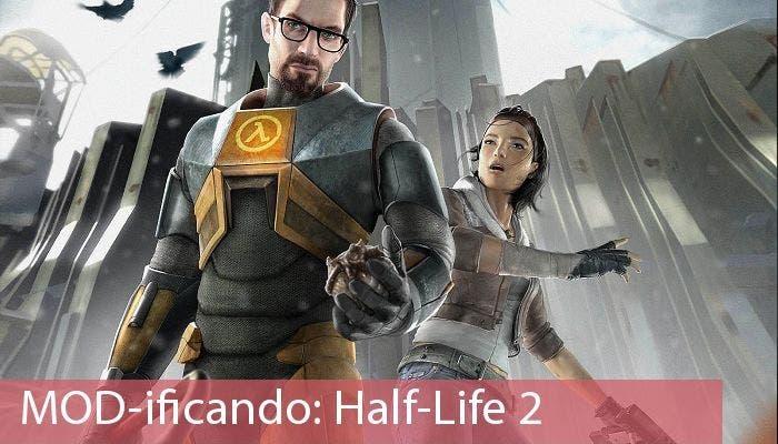 Half Life 2 Mod Portada
