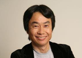 Primer plano de Shigeru Miyamoto