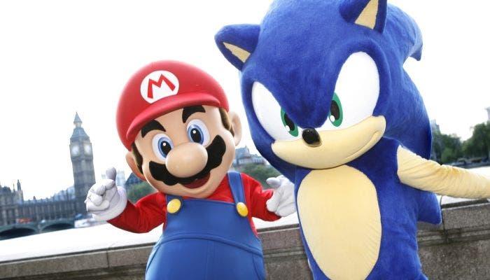 Sonic y Mario amigos bigben