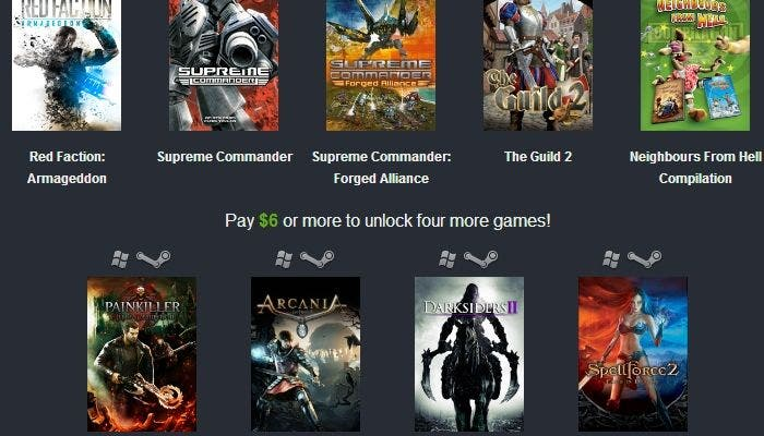 The Humble Bundle Weekly Sale Nordic Games