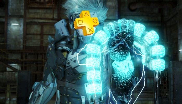 metal gear rising PS Plus November 2013