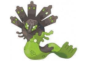 Pokémon Legendario Zygarde