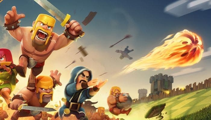 Clash of Clans portada